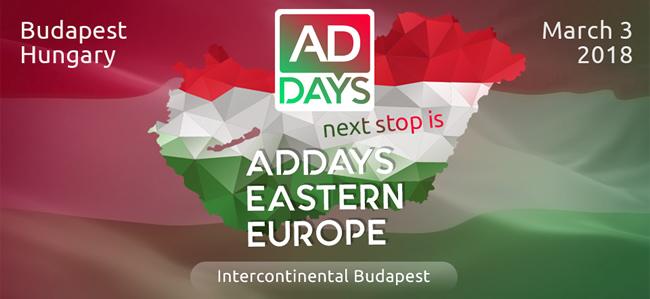 ADdays Eastern Europe