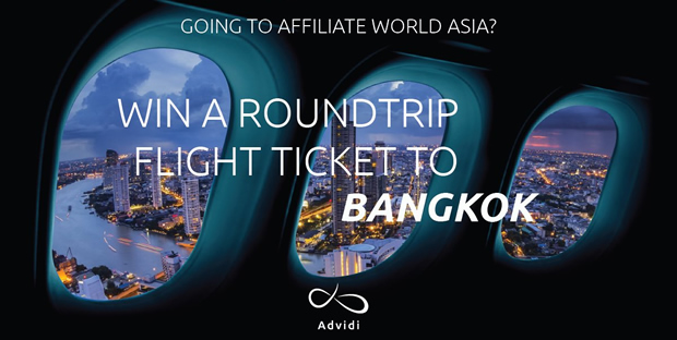 Free roundtrip flight to Bangkok