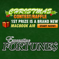Executive Fortunes Christmas Contest!