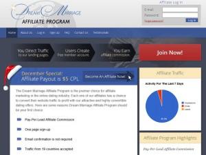 online dating affiliate netwerk