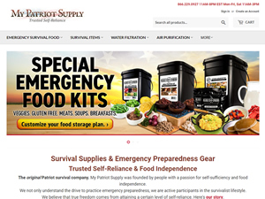 My Patriot Supply Review 2021 - Is This Preparedness ...