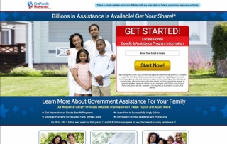 Low Income Housing Help - Affiliate Program, CPA Offer