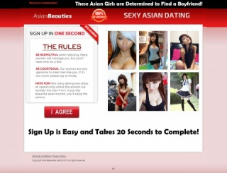 Aasian dating site affiliate