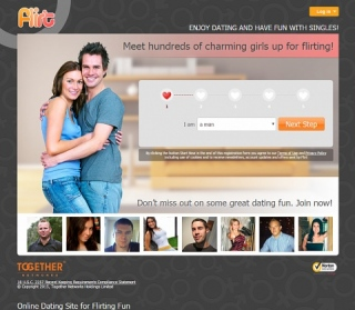 flirt dating site nz