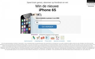 iPhone 7 Spin Wheel Sweepstakes WAP NL I MO Flow Mobile