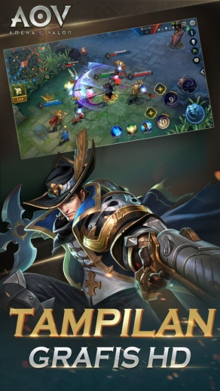 Garena Aov Arena Of Valor Action Moba Ipad Id Affiliate