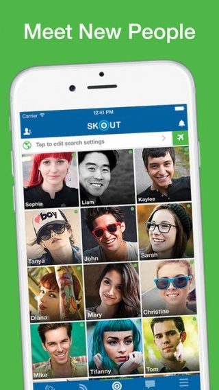 Skout Chat Meet New People (API) - Affiliate Program, CPA Offer