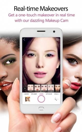 YouCam Makeup - Selfie Camera & Magic Makeover (API