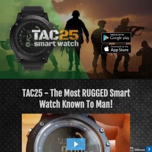 Tac25 smartwatch