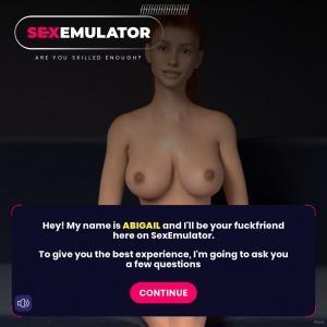 SexEmulator - $1 Pre Auth - Responsive