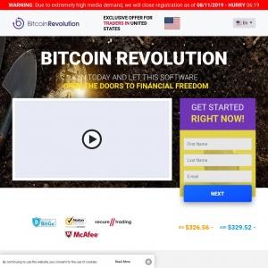 Bitcoin Revolution Software English 872