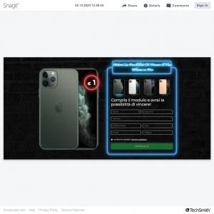 OV - iPhone 11 PRO (Neon)   IT