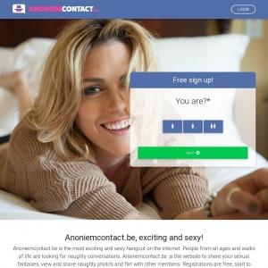 AnoniemContact   BE  WEB