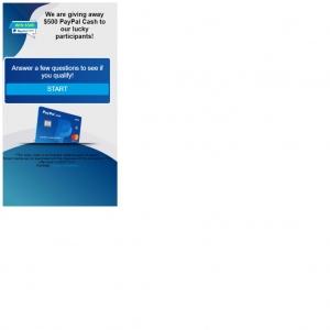Win $500 Paypal Voucher AU