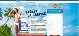 NutraVitali Vital Keto - Diet & Weight Loss - SS - NO SEO - [FR, BE, CH]