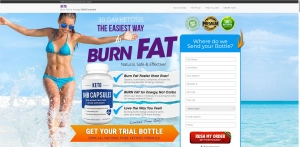 Keto BHB Capsules - Diet & Weight Loss - Trial - [US]