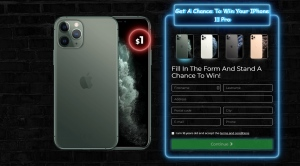 WAP WEB  iPhone 11 PRO (Neon) FB Pixel  - CC submit / USA