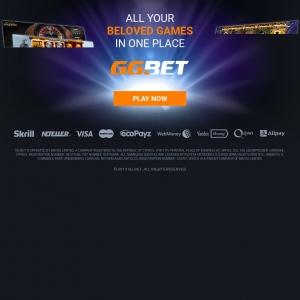 GG.bet - Casino - CPA - EU