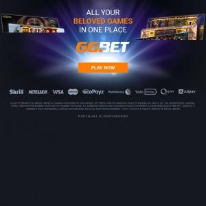 GG.bet - Casino - CPA - CIS