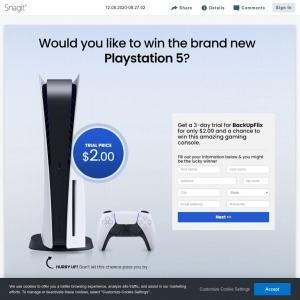 winlotsofthings Playstation 5 | US