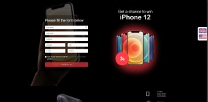 iPhone 12 - Sweepstakes & Surveys - Trial - [SG]