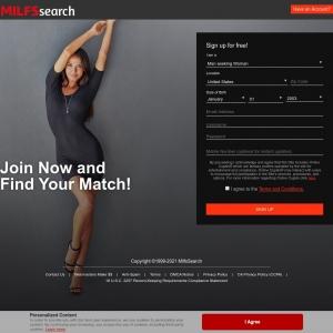 [MOB/WEB] MilfsSearch – Dating Smartlink SOI