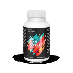MAN EFFECT PRO – DE – CPA – penis enlargement, potency – capsules - COD / SS - new creative available