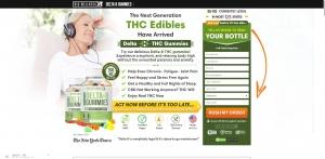 Bio Wellness Delta 8 Gummies - CBD - SS - [US]