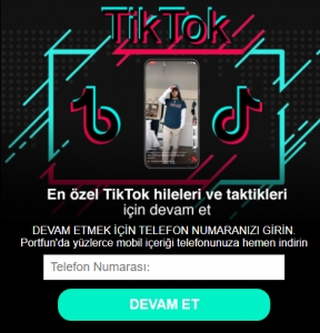 TR - TikTok tips [TR]  - Pin submit